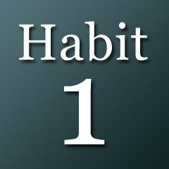 Being Proactive about Habit 1 – Be Proactive | Cydcor Blog