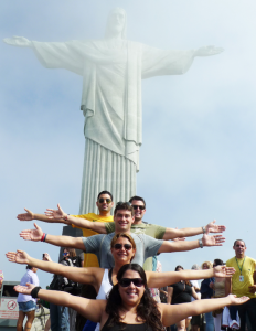 Cydcor volunteers in Brazil
