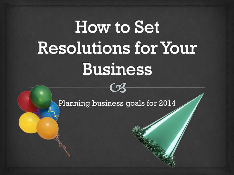 Cydcor New Years Business Goals