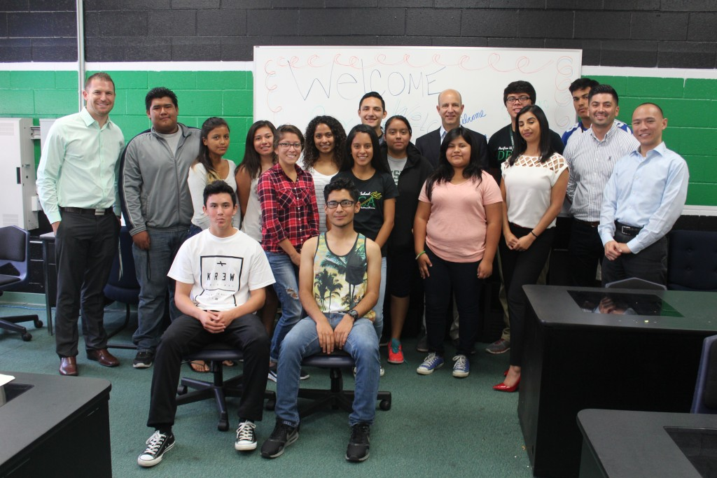 Cydcor & Pacifica High School Team Up for Project Launch