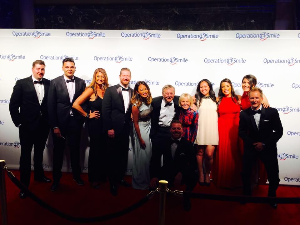 Cydcor Celebrates Operation Smile Fundraising In Style at New York City Gala