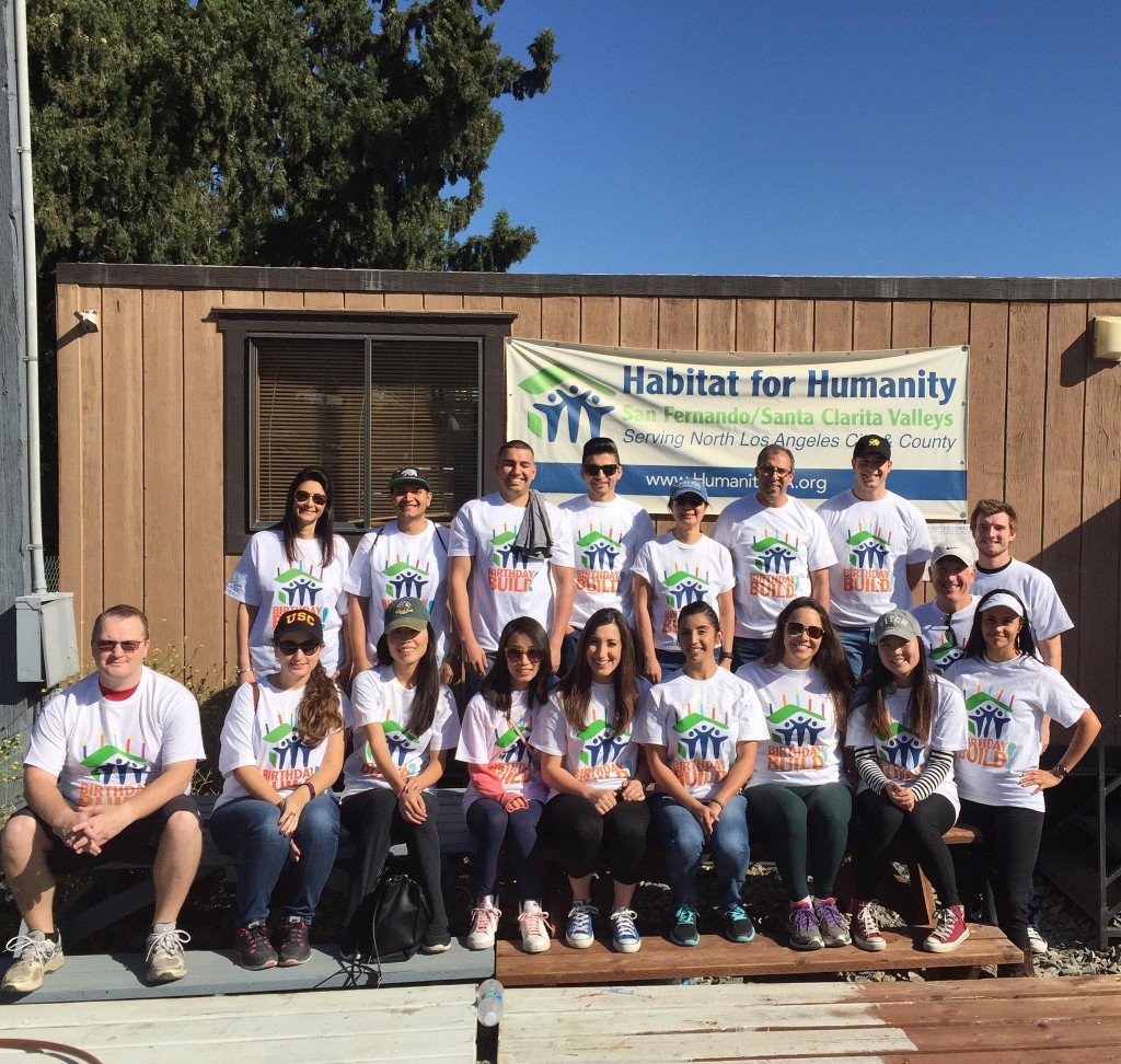 Cydcor Volunteers Support Habitat for Humanity and the LA Food Bank 1