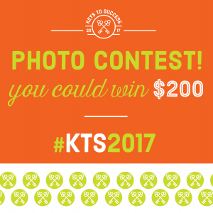 Keys to Success photo contest- You can win $200