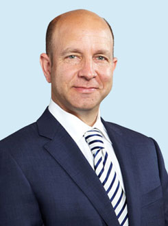 Portrait of Gary Polson, CEO, Cydcor
