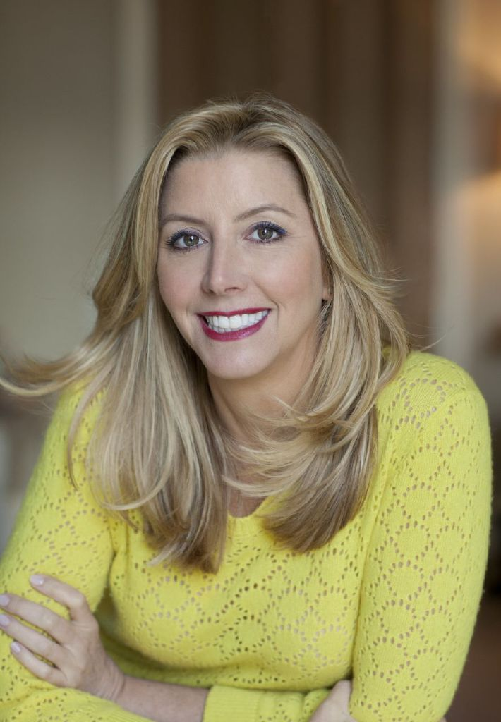 Sara Blakely, who first had a sales career before founding Spanx