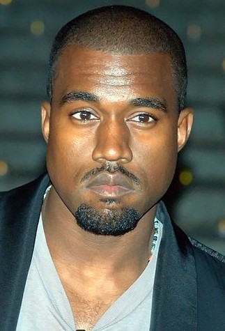 Kanye West, Rapper, Hip Hop Artist. He worked in sales before becoming a star.