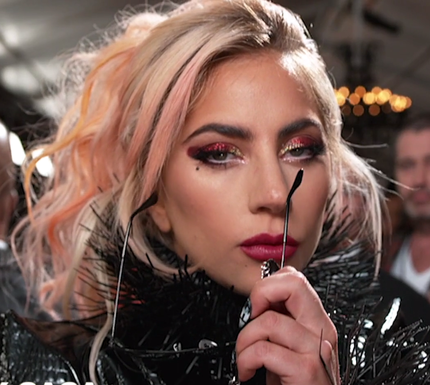 Lady Gaga had a career in sales before hitting it big as a musician and pop star.