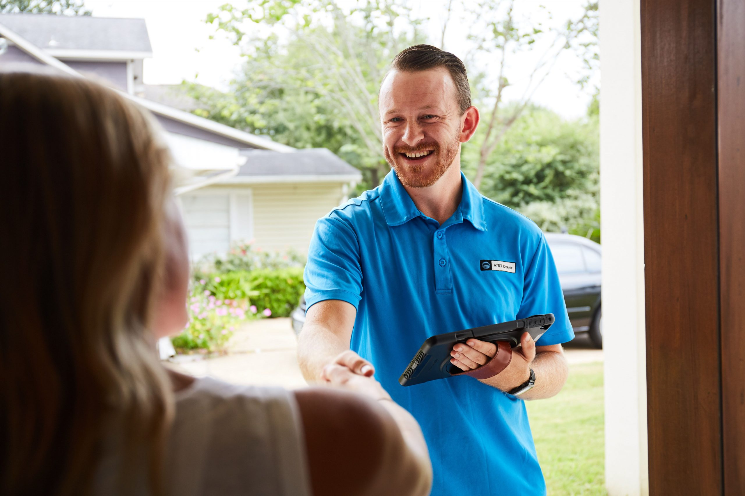 Door-to-door sales still works. Face to face sales should be part of your marketing mix.