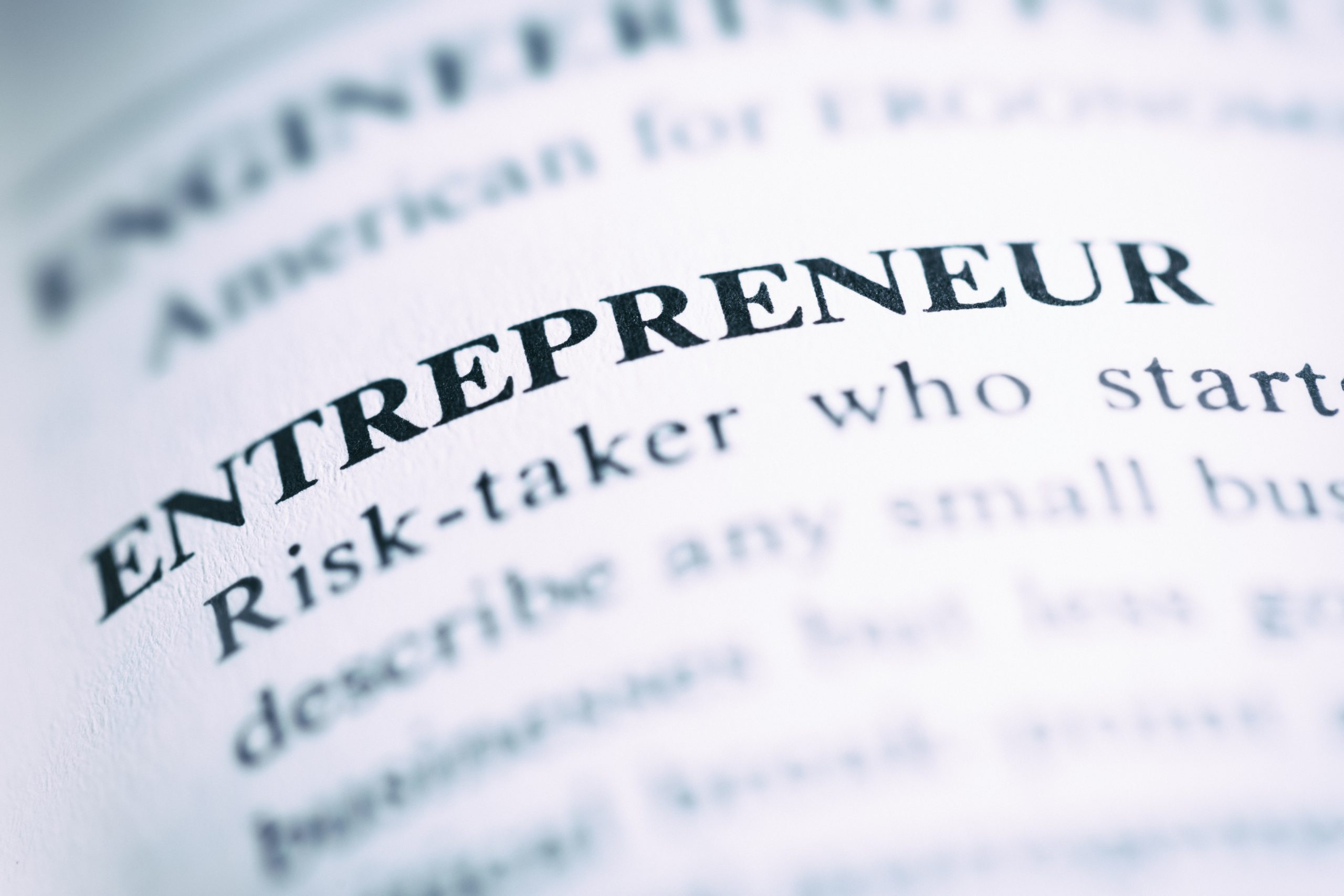 Inspiring entrepreneur quotes. Definition of an entrepreneur.