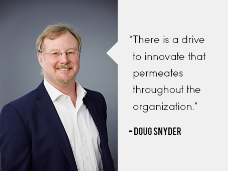Doug Snyder quote