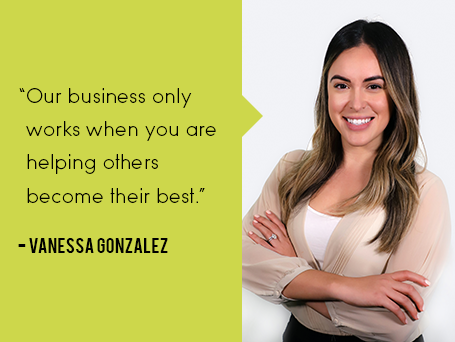Vanessa Gonzalez quote