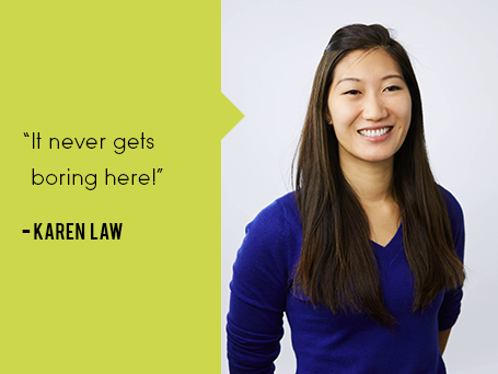 Karen Law quote