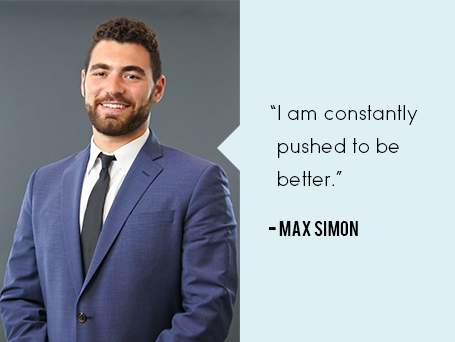 Max Simon quote